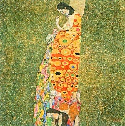 Intelligenza emotiva - La-Speranza-II-Gustav-Klimt