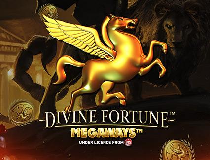 Divine Fortune bonus LeoVegas