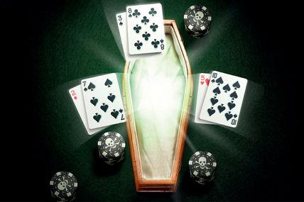 πόκερ-πεθαίνει