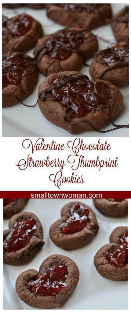 valentine-chocolate-strawberry-thumbprint-cookies-picmonkey-pinterest