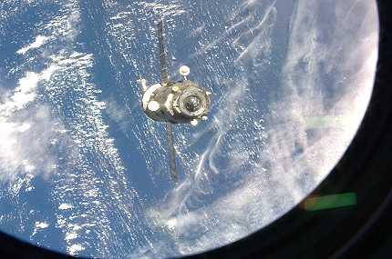 Cargo russo spaziale Progress