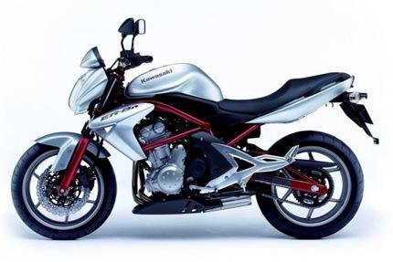 Kawasaki ER6-n 2007 3