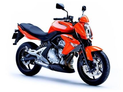 Kawasaki ER6-n 2007 2