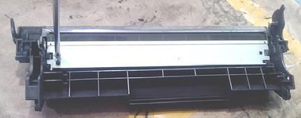 opening laser printer toner blade