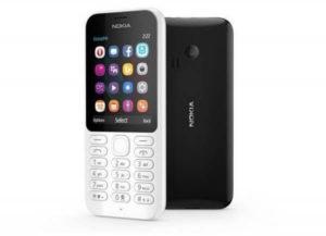 Nokia 222 (Bild: Hersteller)