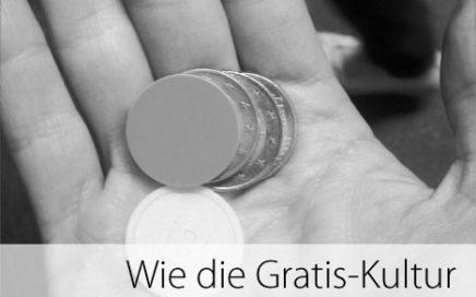 Wie die Gratis-Kultur den Faktor Dankbarkeit zur Währung macht