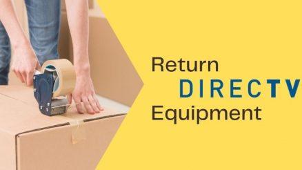 where to return directv equipment