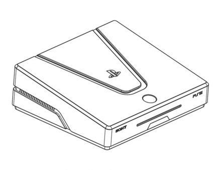 design da playstation 5 parece