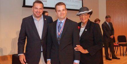 Silver Congressional Award
