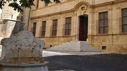 Exposition d'œuvres Musée Granet