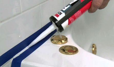 Сколько сохнет герметик силиконовый для ванной