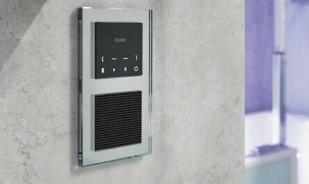 Bluetooth im Schalterdesign