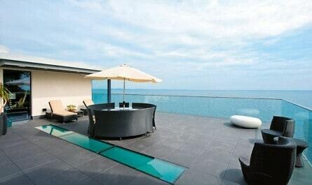 Keramikboden für Terrasse und Balkon