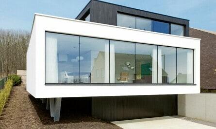 Haus mit luftigem Wohnambiente
