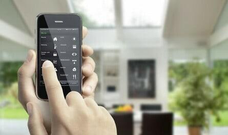Smart-Home gesteuert über iPhone