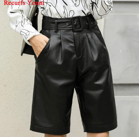 fashion trends with shorts for girls