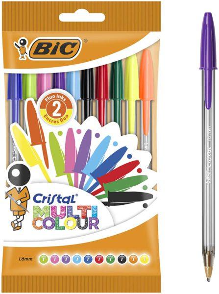 BIC Cristal Multicolour