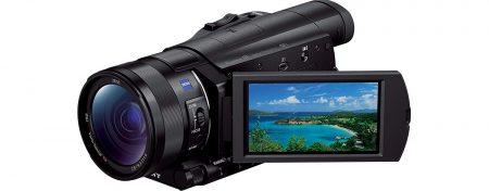 buena videocamara sony handycam