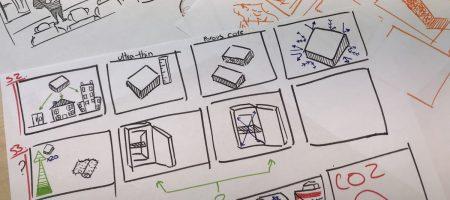 Storyboarding for new 2D Explainer Animation