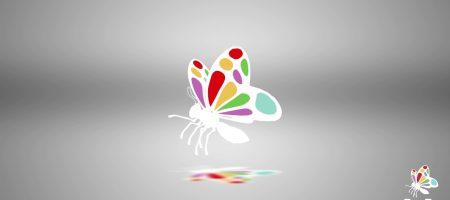 Logo Ident - Sliced Style Animation