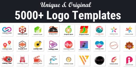 apps para hacer logos - Logo maker