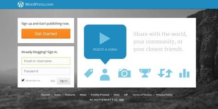 wordpress- mejor programa cms para crear blogs