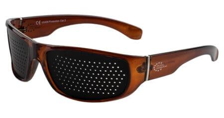 Occhiali stenopeici Fasciante Brown Dual Dream ®