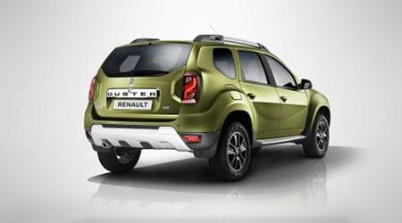 надежная подвеска Renault DUSTER