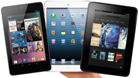 6 mejores ofertas de tablets baratas por menos de 100 euros