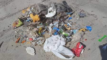 War on Litter, Port de Pollenca, Mallorca