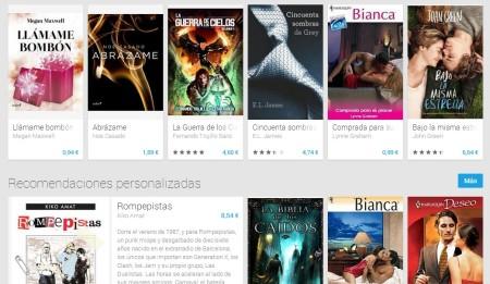 google play mejores tiendas para comprar ebooks