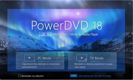 mejores reproductores de dvd para windows 10 - PowerDVD