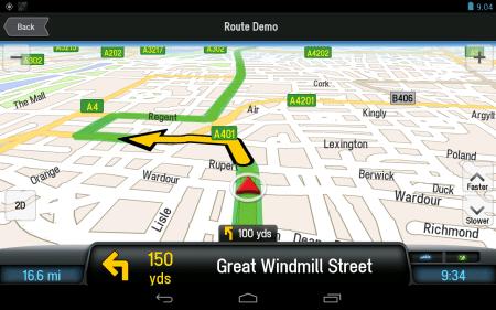 copilot premium app navegador gps movil