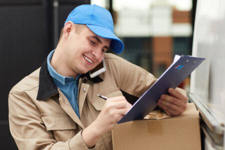 Lager, retur och leveransbesked