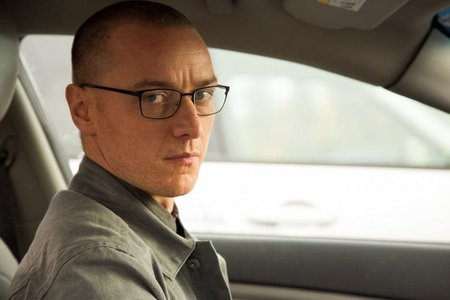 James McAvoy dans Split de Shyamalan