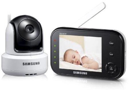 Samsung SEW-3037 sistema de vigilancia de bebes