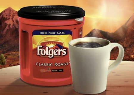 mejores cafes - Folgers