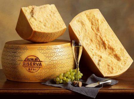 queso Parmigiano Reggiano - mejores quesos de italia