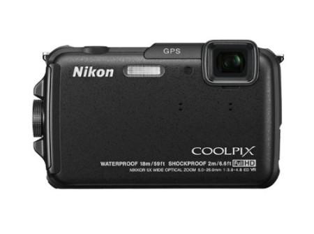 Nikon CoolPix AW100 - mejores camaras de deportes