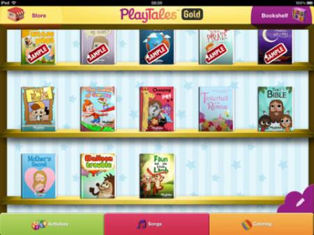 playtales gold app mejor aplicacion para aprender ingles para ninos