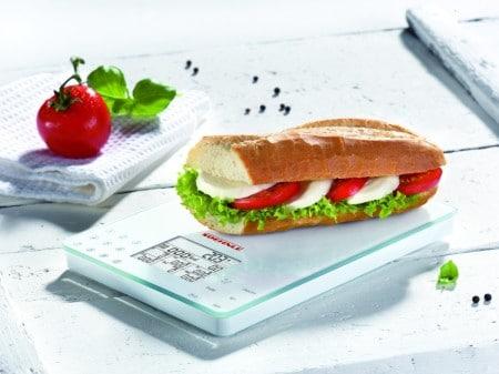 Soehnle Food Control Easy bascula de alimentos para bajar de peso