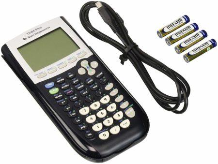 Texas Instruments TI-84 Plus - Calculadora grafica