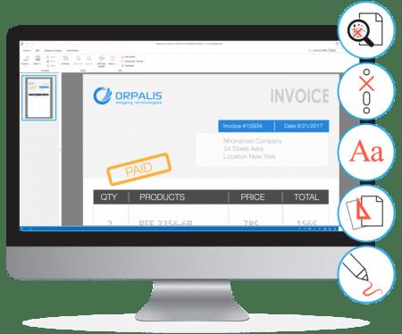 mejor programa para escanear documentos windows PaperScan