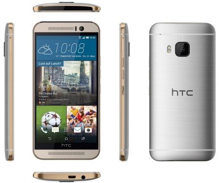 HTC One M9 mejores smartphones libres