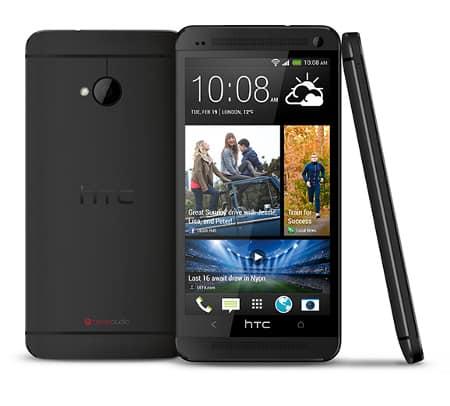 Smartphone HTC One
