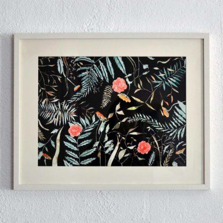 Flowers pattern - Original work