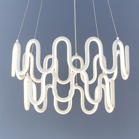 Endon Cern 81894 Pendant Ceiling Light 1 Light