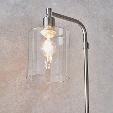 Endon Toledo 90557 Floor Lamp 1 Light