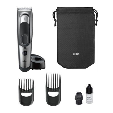 Braun HC 5090 HairClipper - Recortadora de barba y cabello