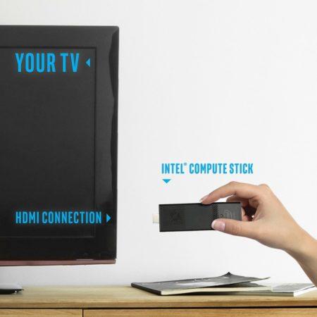 Intel Compute Stick - mini ordenador para tv